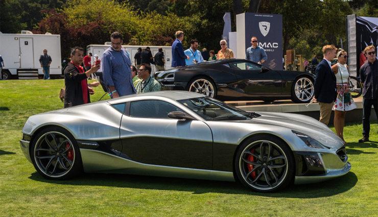 Elektroauto-Startup Rimac erhält Finanzspritze aus China