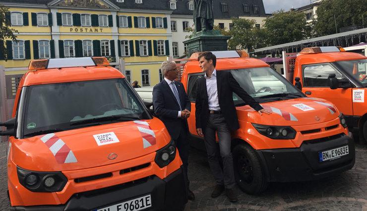 Streetscooter-Elektroauto-Transporter-Bonn