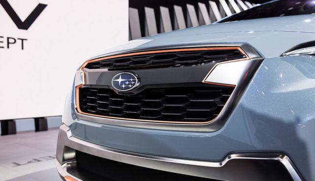 Subaru-Diesel-Elektroauto