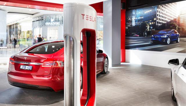 """Tesla-Deutschland-Chef: Innenstadt-Showrooms lohnen sich """"absolut"""""""