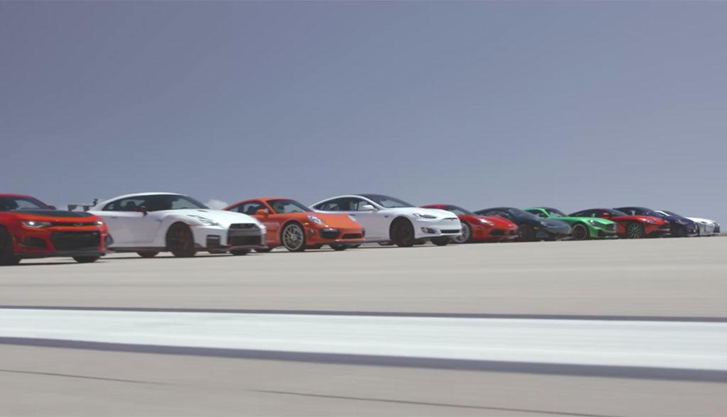 Tesla-Model-S-Drag-Race-Motor-Trend-2017-Video