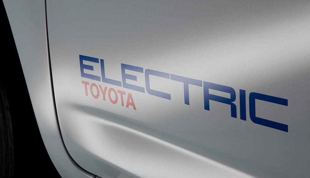 Toyota-Elektroauto