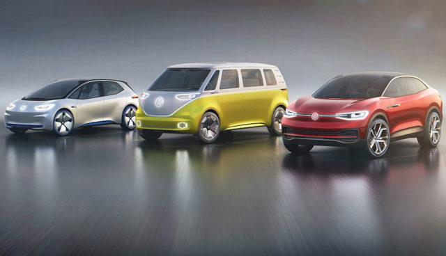 VW peilt Elektroauto-Reichweiten von 700 Kilometern an