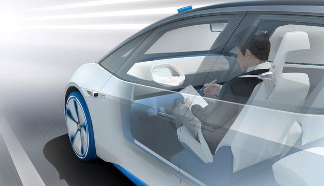 """VW-Chefdesigner: """"In Riesenschritten Richtung Elektromobilität"""""""