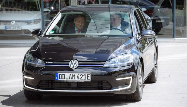 VW-Umstiegsprämie: Elektroauto-Modelle vergleichsweise begehrt