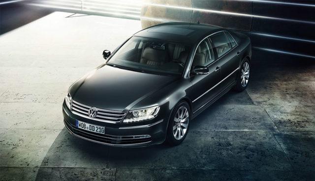 VW-Phaeton-Elektroauto