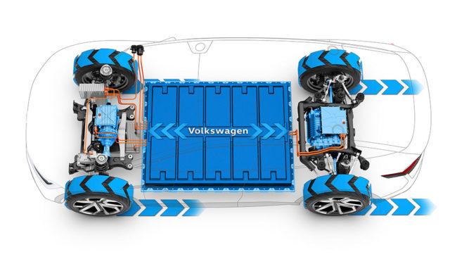 VW wünscht sich Mitstreiter zum Aufbau einer Zellproduktion für Elektroauto-Batterien