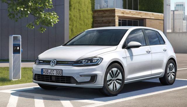 VW-Vertriebschef: e-Golf wird 2019 eingestellt