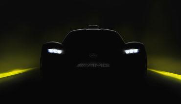 AMG-Elektroauto