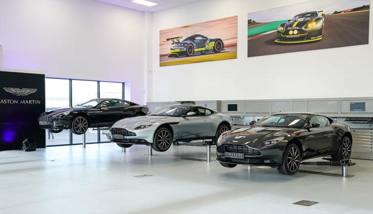 Aston Martin vor Einstieg in die Formel E?