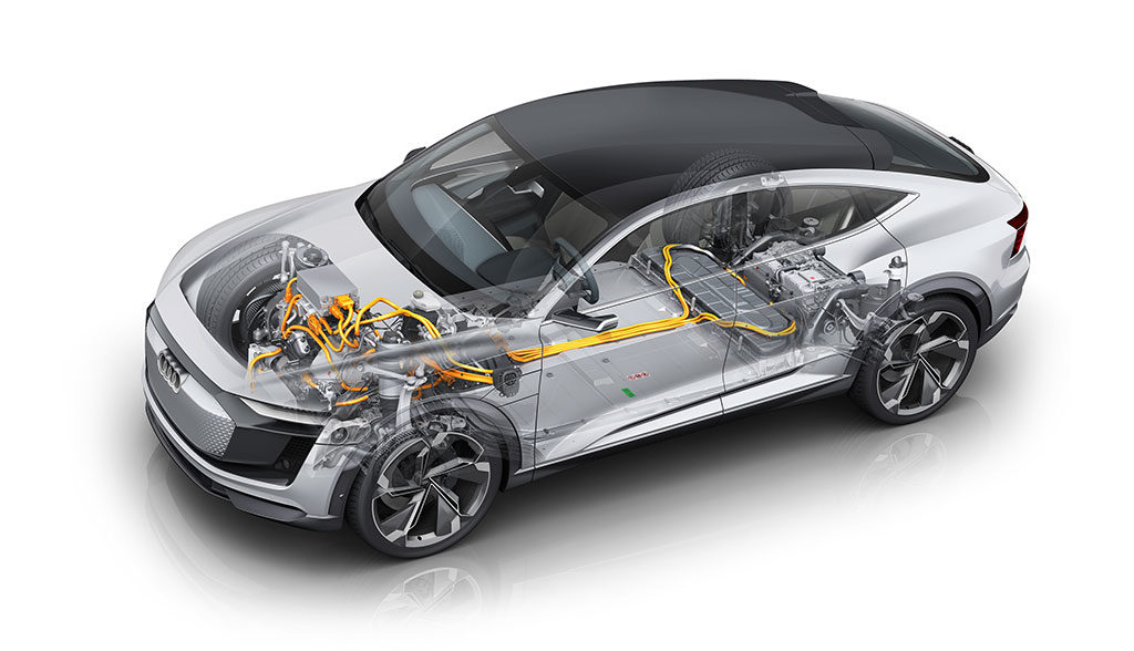 Audi-Elektroauto-Produktion