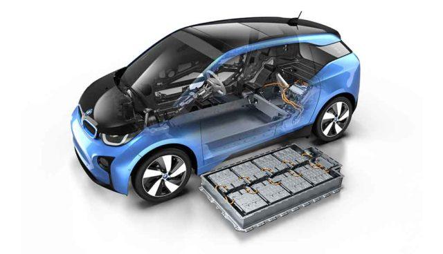 So will BMW möglichst nachhaltig Rohstoffe für seine Elektroauto-Batterien beziehen