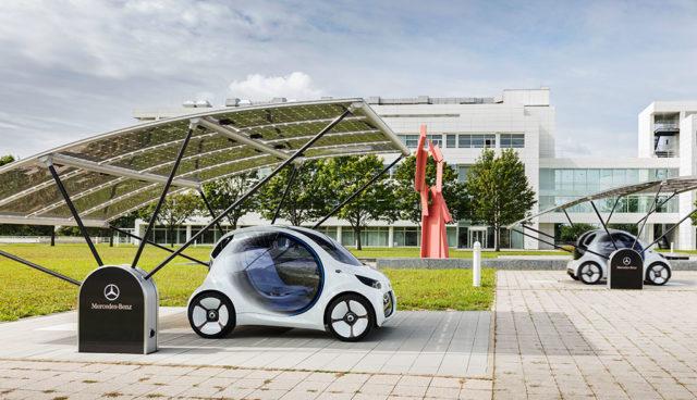 Daimler investiert Milliarden in Elektromobilität, Mobilitätsdienste und autonomes Fahren