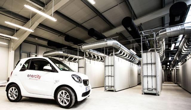 Daimler-startet-Batterie-Ersatzteillager-Elektrofahrzeuge