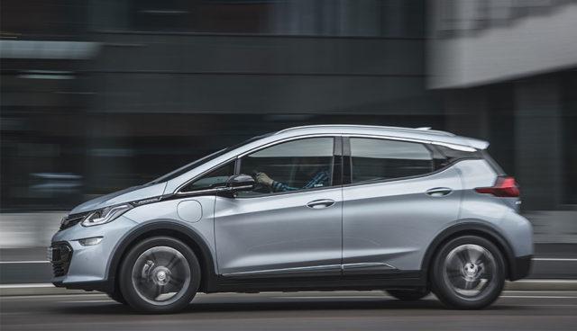Elektroauto-Bremsen-Rost