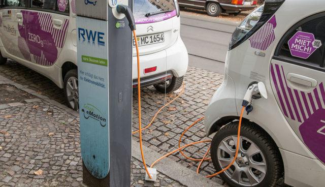 Elektroauto-Carsharing Multicity wird eingestellt