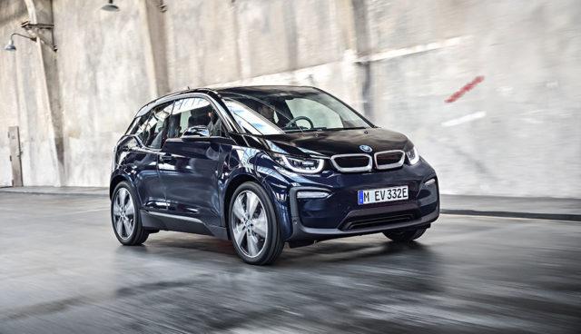 Elektroauto-Experimentierzonen