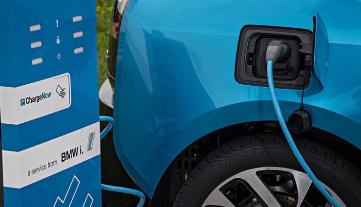 Elektroauto-Ladestation-Deutschland