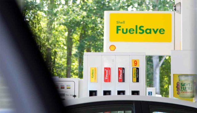 Elektroauto-Ladestation-Tankstelle