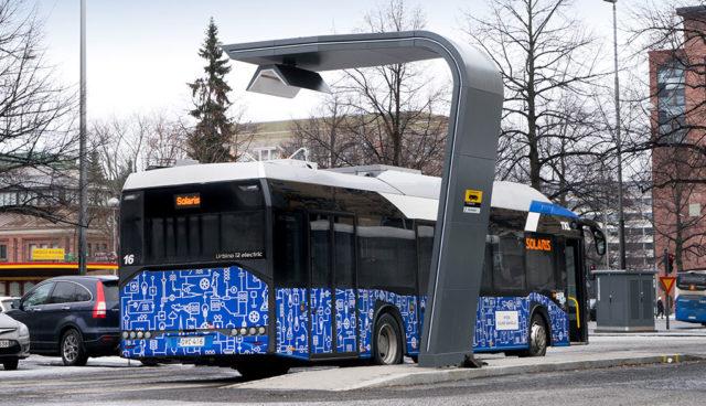 Ab 2025: 12 Metropolen wollen nur noch Null-Emissions-Busse kaufen