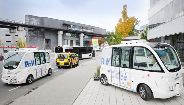Fraport-testet-selbstfahrende-Elektroauto-Shuttles
