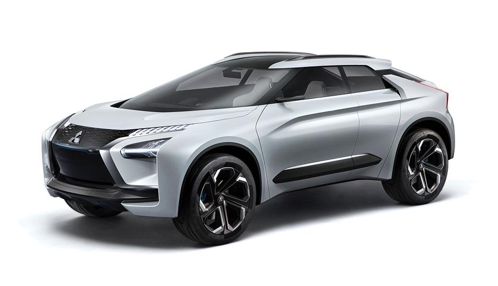 Mitsubishi-Elektroauto-e-EVOLUTION-CONCEPT-1