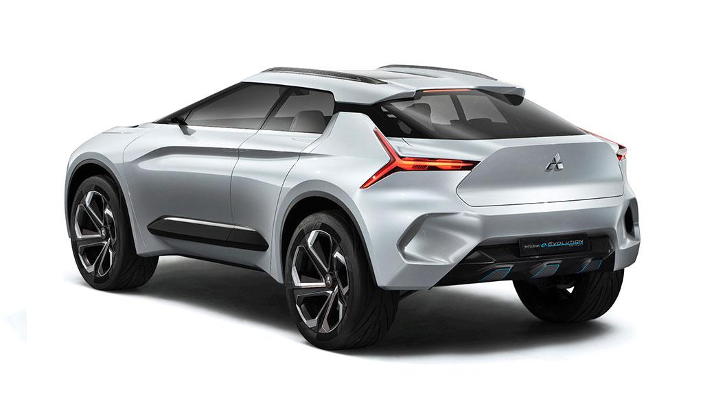 Mitsubishi-Elektroauto-e-EVOLUTION-CONCEPT-2