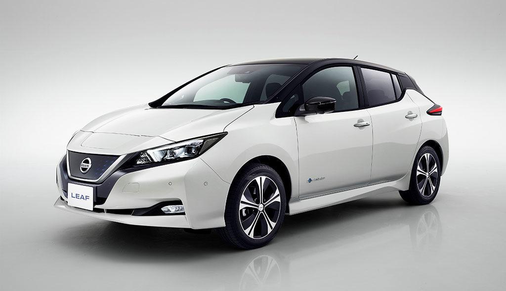 Nissan-LEAF-2018-Absatz