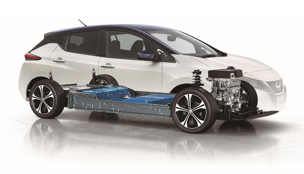 Nissan-LEAF-Batterie