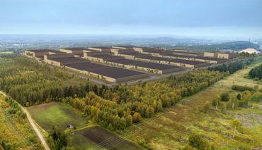 Northvolt-Batterie-Fabrik-Schweden