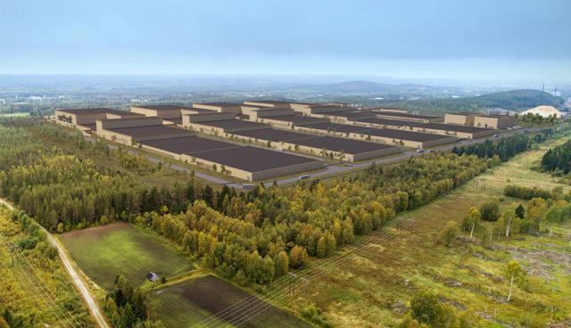 Northvolt gibt Standort für europäische Batterie-Gigafabrik bekannt