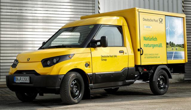 Deutsche Post DHL, ZF und Nvidia bauen selbstfahrende Elektro-Transporter