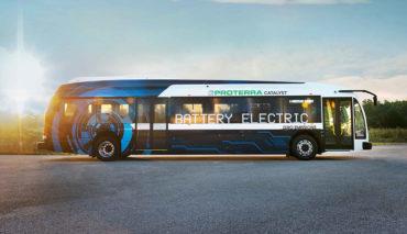 Proterra-Elektrobus-Batterie
