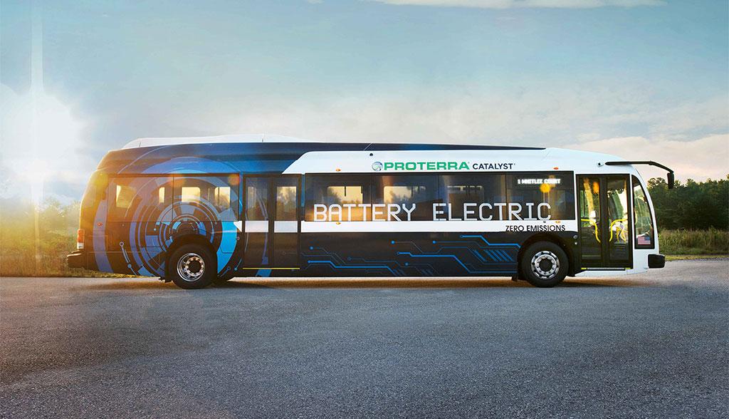Proterra und LG Chem arbeiten an neuer Elektrobus-Batteriezelle