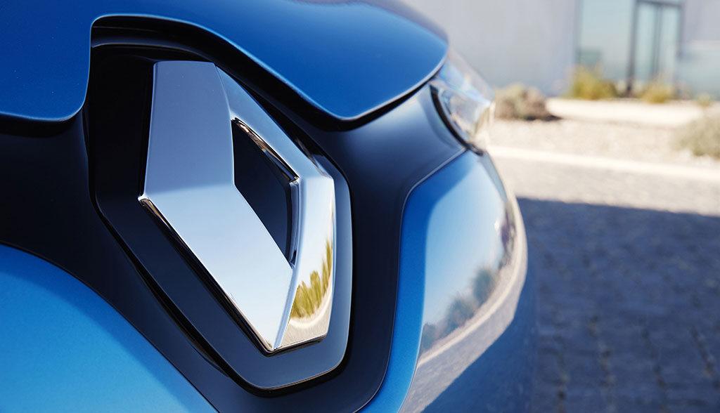 Renault-Elektroauto