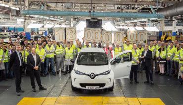 Renault-ZOE-18-millionstes-Fahrzeug