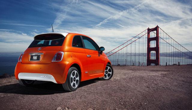 Fiat-Chrysler-Chef Marchionne: Elektroautos sind (noch) schlecht für die Umwelt
