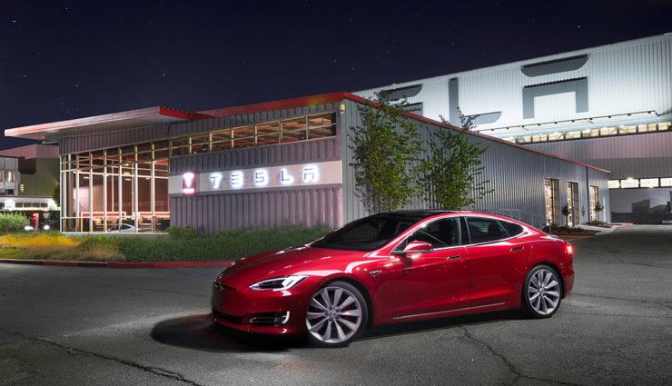 Bericht: Tesla einigt sich mit China auf Werk in Schanghai