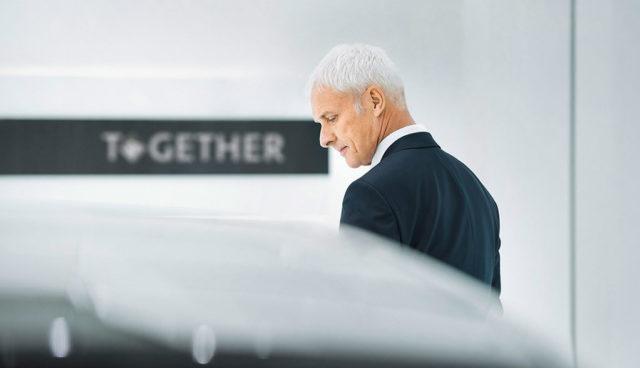 Volkswagen-Chef Müller kritisiert Tesla harsch