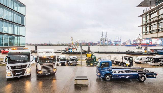 """Volkswagen Truck & Bus: Wechsel auf den Elektroantrieb """"hat unwiderruflich begonnen"""""""