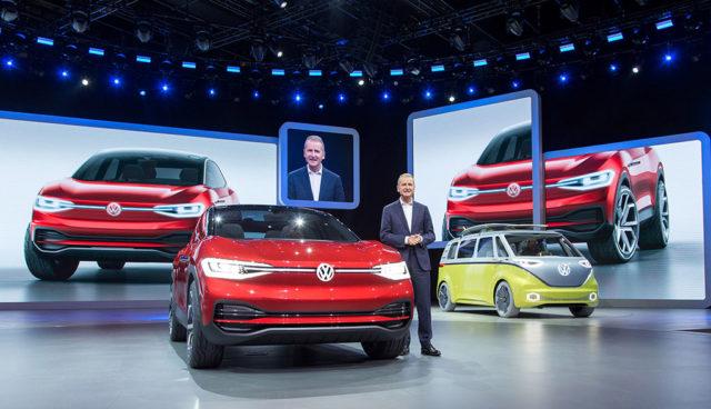 """VW-Betriebsratschef: Elektroauto-Ziele """"nicht unrealistisch"""""""
