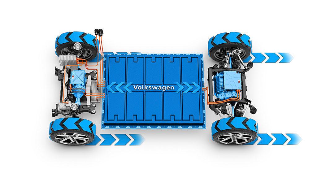 VW-Elektroauto-Tesla-ID