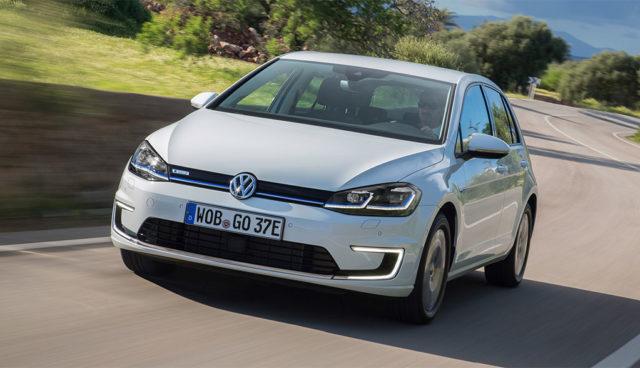Dank Umweltprämie: VWs Elektroauto-Absatz steigt