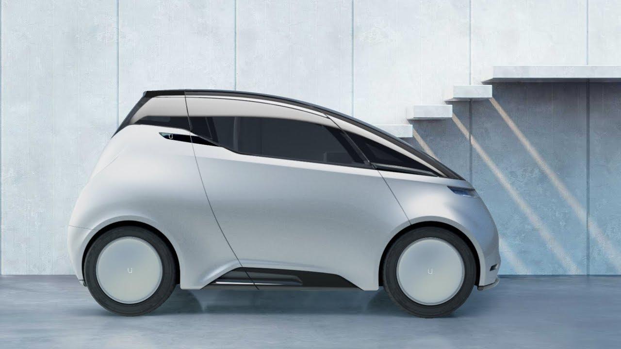 Uniti baut Stadt-Elektroauto in Schweden