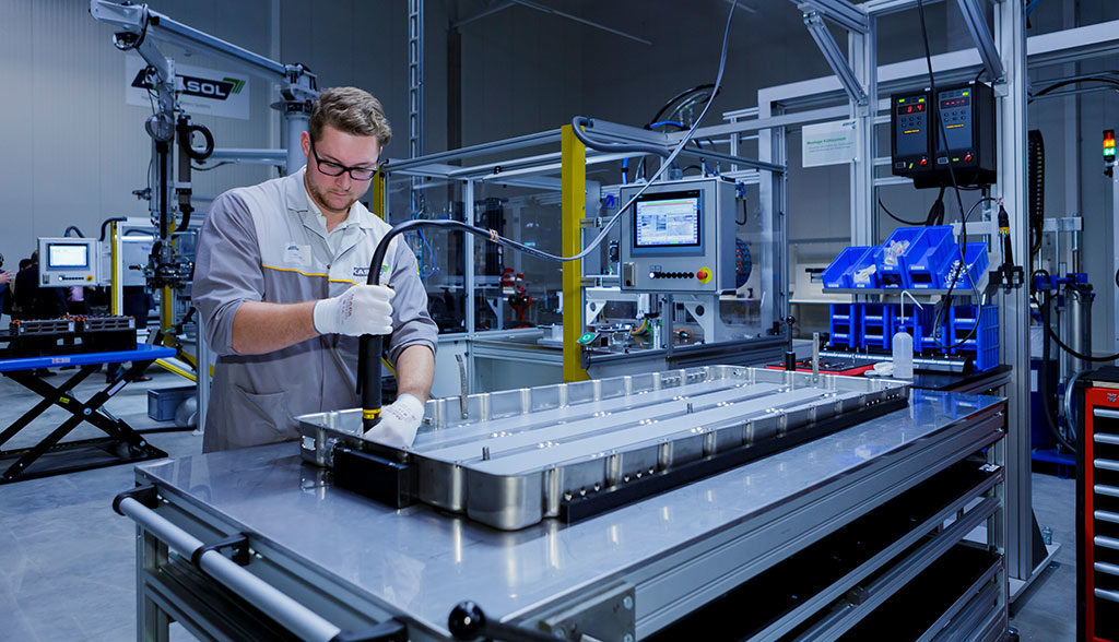 Akasol-Batteriefabrik