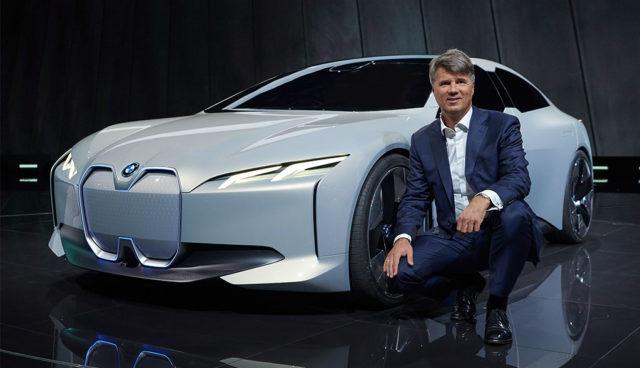 """BMW-Chef: """"Autoindustrie steht vor größtem Umbruch aller Zeiten"""""""