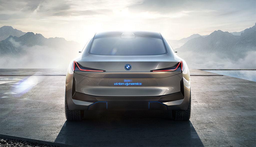 BMW-Elektroauto-Technik