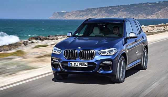 BMW: Erstes Elektroauto-SUV könnte iX3 heißen – weitere Gelände-Stromer geplant?