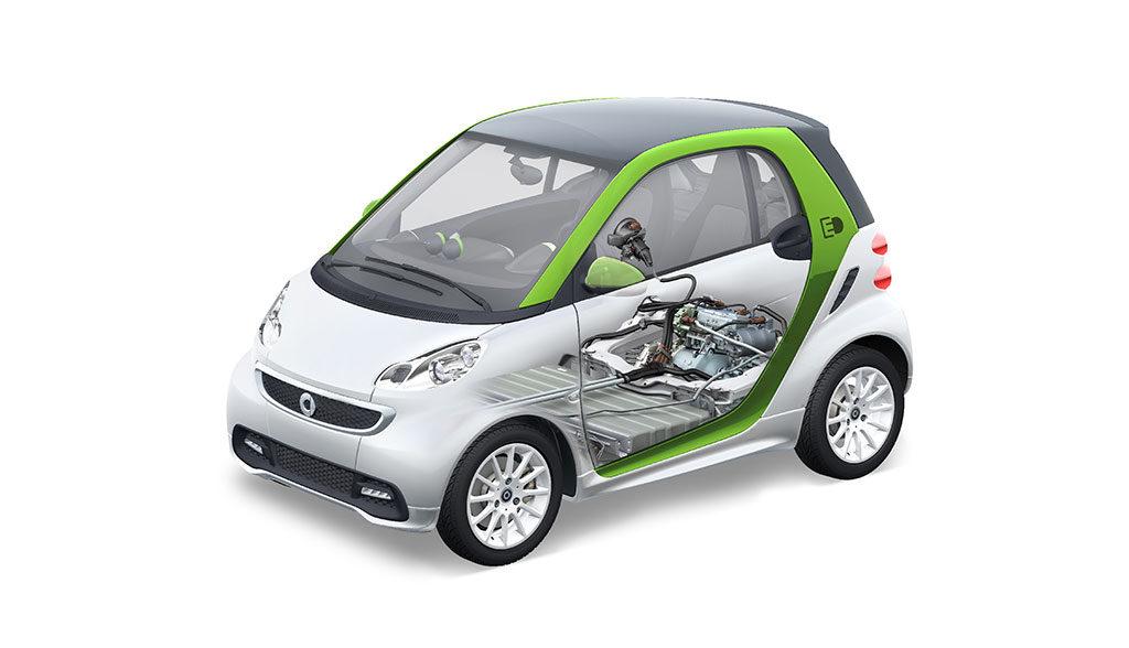 Batterie-Recycling-Elektroauto