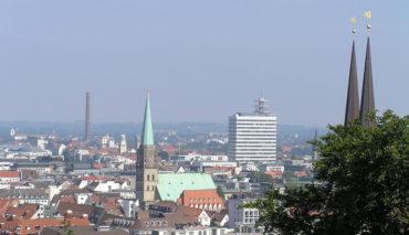 Bielefeld-Elektroauto-Transporter